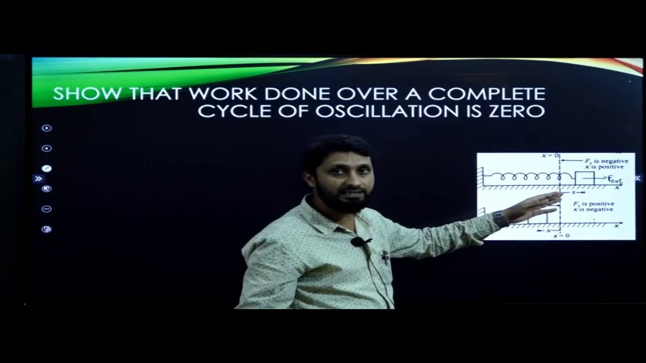 I PUC | PHYSICS | WORK ENERGY AND POWER - 04
