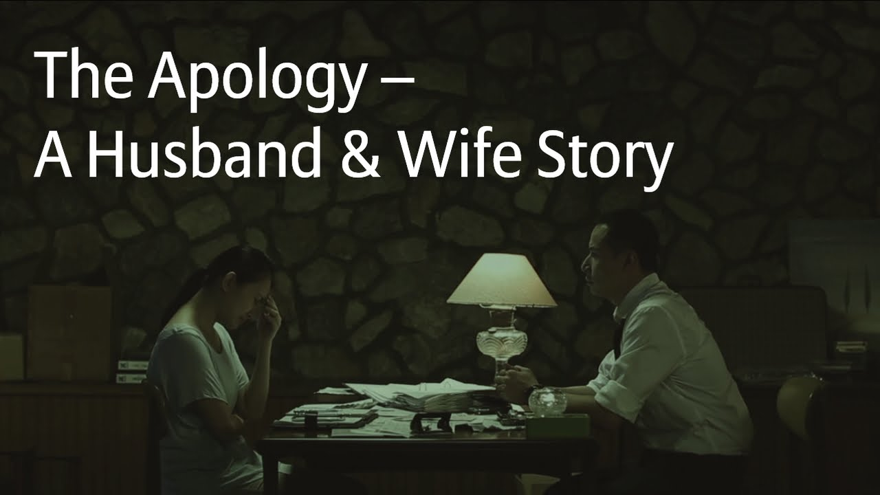 The Apology €� A Husband & Wife Story