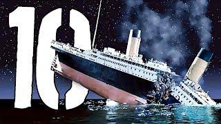 10 największych katastrof statków w historii [TOPOWA DYCHA]