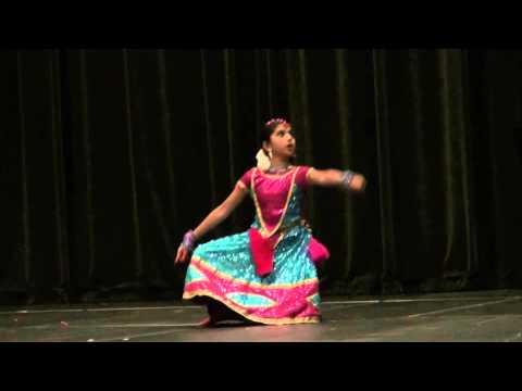 Avantika Vandanapu at Star Dancer at 2014 ATA Convention (Chandamama Okati)