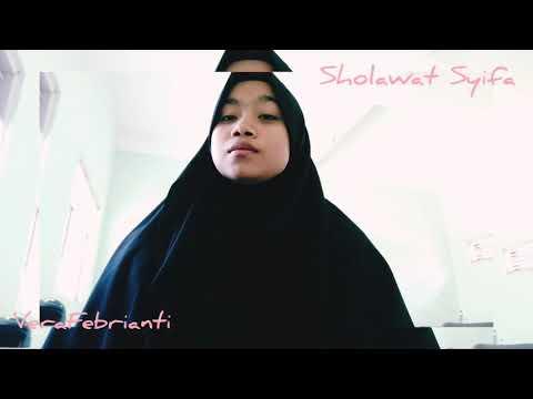 Sholawat Syifa Vera Febrianti