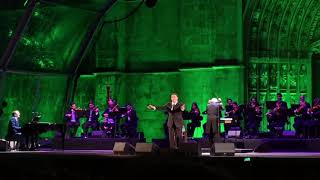 Russell Watson in Portugal - Volare