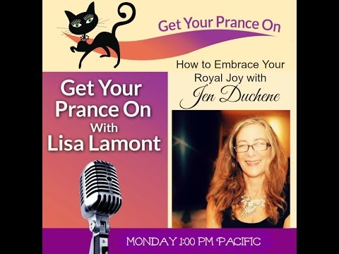 How to Embrace Your Royal Joy with Jen Duchene