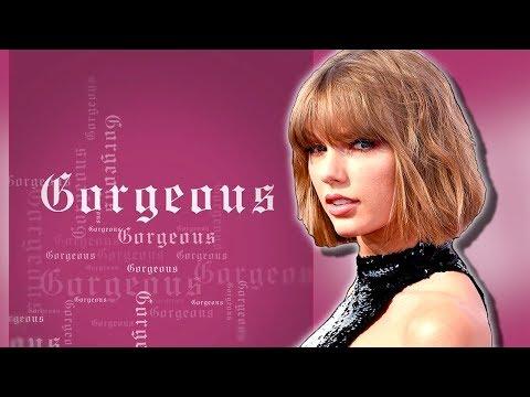 """Taylor Swift Adelanta Nueva Canción """"Gorgeous"""""""