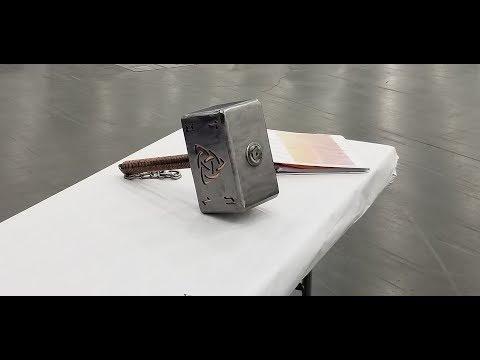 2019 SkillsUSA Welding Sculpture