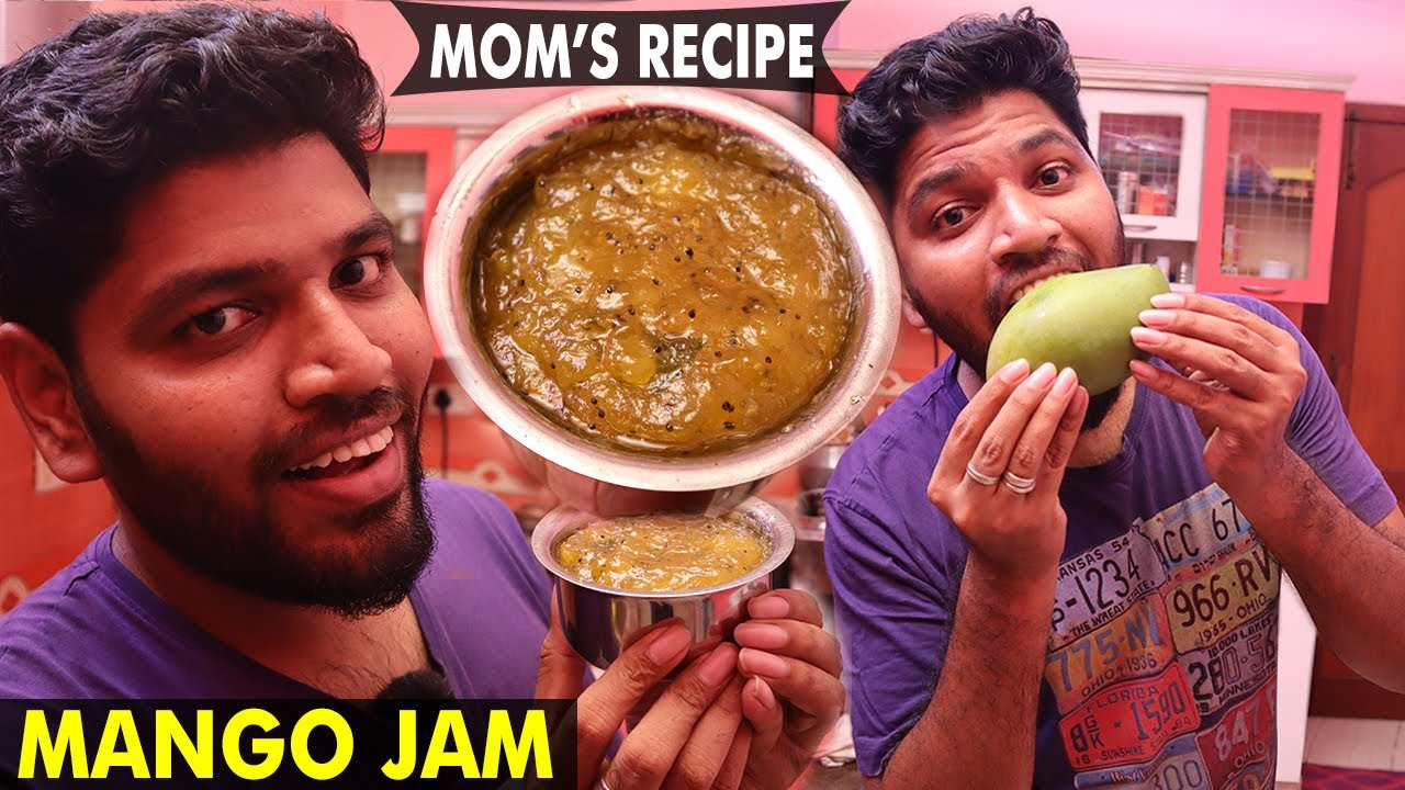 Green Mango Pachadi - Easy and Tasty  | How to make in home