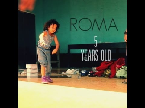 ROMA DANCE (5yearsold)