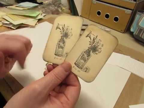 Craft With Me!  Science Journal Ephemera- part 1