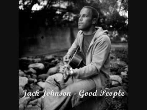 Jack Johnson - Good People