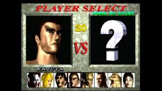 Tekken 1 - Tutorial - Unlocking Devil Kazuya デビルカズヤ thumbnail