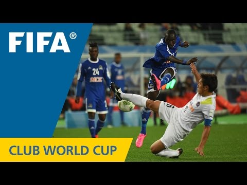Highlights: TP Mazembe vs Sanfrecce Hiroshima – FIFA Club World Cup Japan 2015
