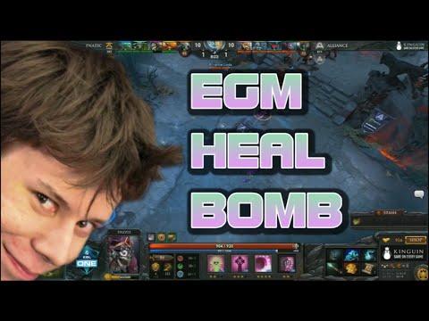 EGM Heal Bomb