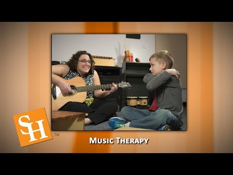 Music Therapy Degree at SHSU