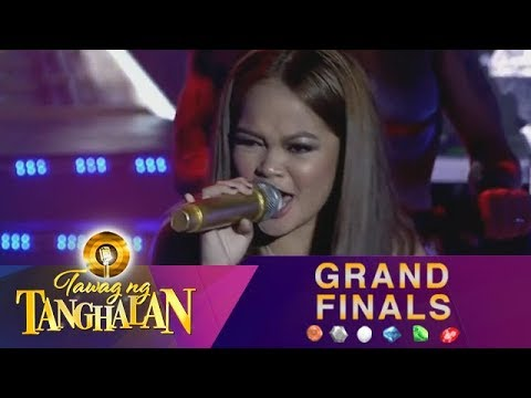 Tawag ng Tanghalan: Janine Berdin | Nosi Balasi (Top 6 Performance)