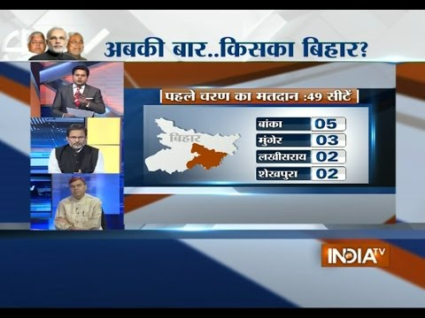 Bihar Polls: Credibility at Stake for BJP and JD(U) in This Assembly Election - India TV