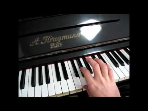 How to play piano - Lesson 1: 4 Fingers in C Major.mp4