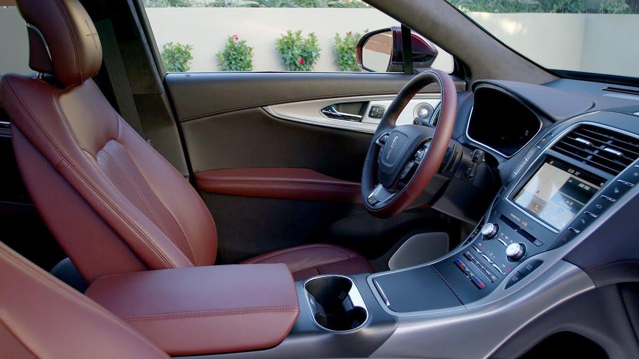2017 Lincoln Continental Interior >> 2019 Lincoln Nautilus Black Label - Interior - YouTube