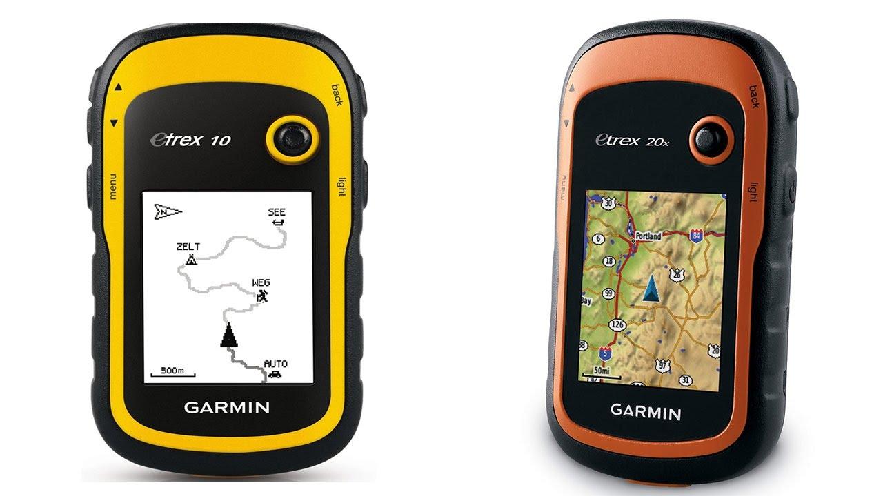 Top 5 Best Handheld Gps Reviews 2016 Best Garmin GPS - YouTube