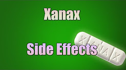 Xanax (Alprazolam) Side Effects - Full List of Side Effects, Dangers, What to expect...