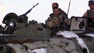 В Донецке идут бои на улице Стратонавтов