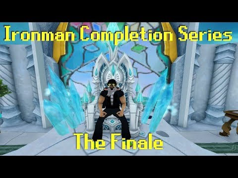 Ironman Completion Series: The Finale