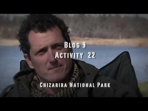 Blog 9 - Activity 22 - Homework task 'Chizarira National Park'