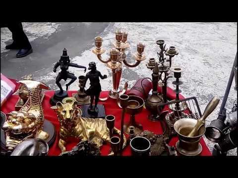 Антикварная барахолка / Музей Москвы / Винтаж  / Консультант по туризму