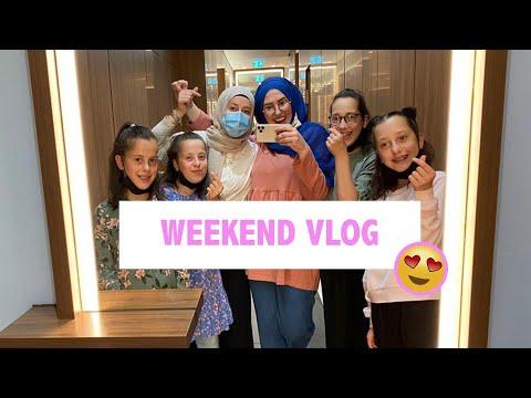 weekend-vlog:-girls-day-/-shopping-/-garten-/-kochen-|-berliner-sechslinge