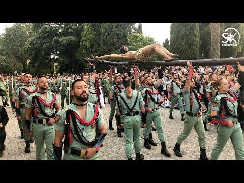 Procesi�n de Los Legionarios en Ronda 2017