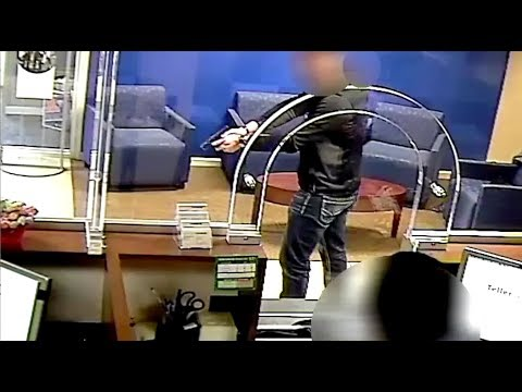 Thwarted Bank Robbery, Madison, Wisconsin