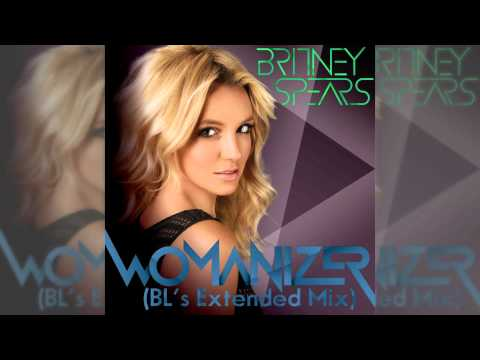 Britney Spears - Womanizer (BL's Extended Mix)