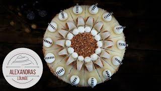 Kirsch - Marzipan Torte mit Giotto/ Mega einfach und super lecker!