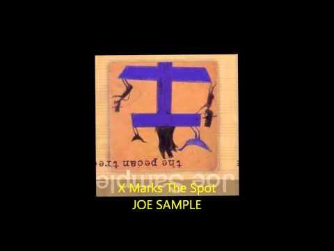 Joe Sample - X MARKS THE SPOT