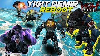 NEW YIGIT DEMIR Reboot (WolfTeam) Yin Yang + Wolf Dash TRIPLE VUELTA TochyGB