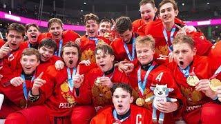 Триумф юношеской сборной России на Олимпиаде в Лозанне