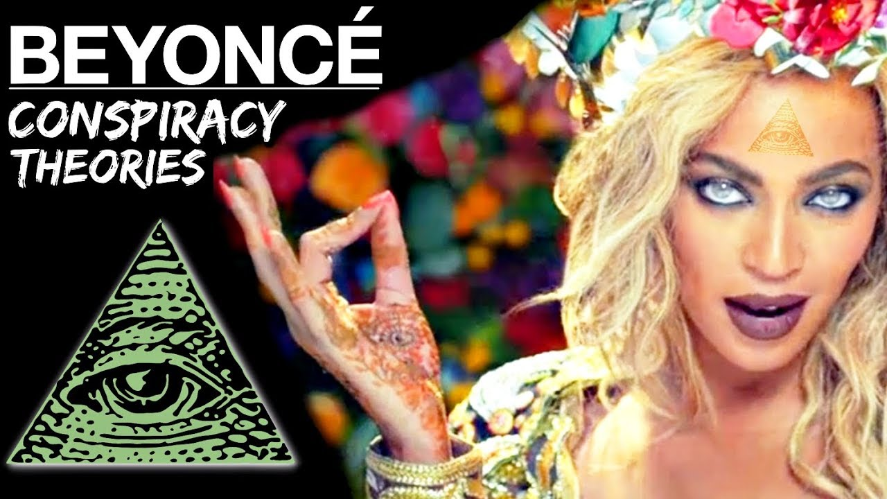 The Creepiest Conspiracy Theories About Beyonce, Illuminati Queen, Single  Ladies Backwards, & More!