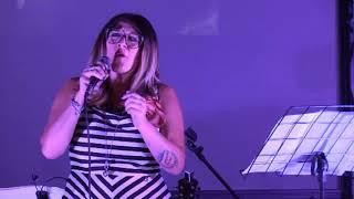 Katia Minerva canta la Festa La Voce di Manduria 2018 -