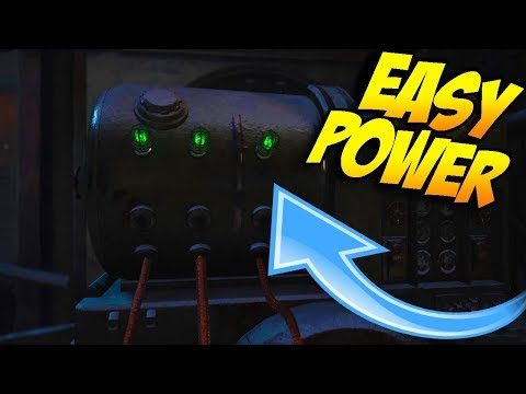 How to Turn on POWER | The Final Reich (Call of Duty WW2 Zombies)