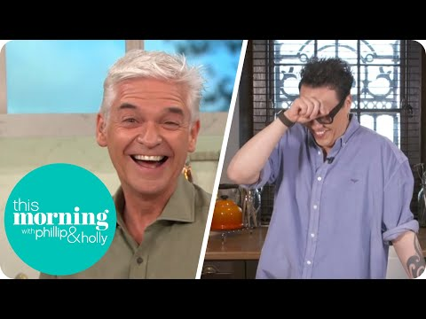 Gok Wan's Embarrassing Dream About Phillip Schofield | This Morning