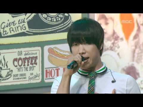 SG Wannabe - My Love Crybaby, SG워너비 - 내 사랑 울보, Music Core 20090606