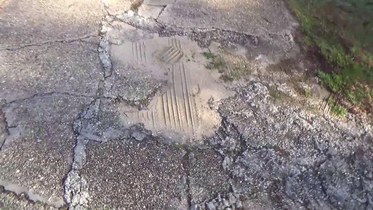 Repair Aggregate Concrete Patio