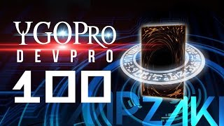 YU-GI-OH PRO DEVPRO ⇔ NEW 13.08 DOWNLOAD & INSTALL ➾ YGOPro DevPro