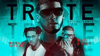 Triste  - Bryant Myers X Anuel Aa X Bad Bunny