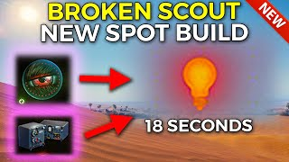 Spotted for 18 Seconds OP Scout Build! | World of Tanks Sandbox Test Server Equipment 2.0