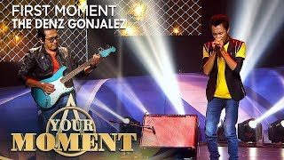 Download The Denz Gonjalez | First Moment | Your Moment