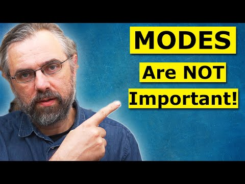 """Learn The Modes!"" is Horrible Advice - This is A Better Skill"