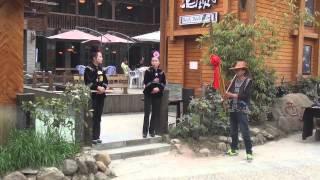 China - Guizhou Province: A visit in April 2014