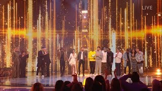 The X Factor UK Live Results Semi-Finals Winners Night 1 Full Clip S14E25