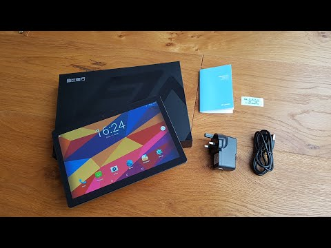 """Alldocube 10.1"""" Tablet, 2GB RAM + 32GB ROM, 8000mAh Battery [Hands on Review and Test]"""