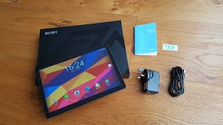 """Unboxing and review of a Alldocube 10.1"""" Tablet, 2GB RAM + 32GB ROM, 8000mAh Battery, SIM Card Slot"""